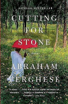Cutting For Stone (Thorndike Core) by Verghese, Abraham