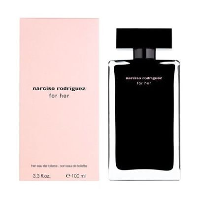 NARCISO RODRIGUEZ FOR HER EDT NATURAL SPRAY VAPO -100 ml EDT