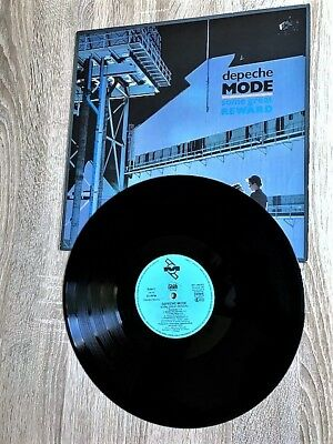 "Intercord 1990 - Depeche Mode ""Some Great Reward"" - black wax 12"" Vinyl"