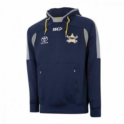 North Queensland Cowboys NRL 2018 ISC Players Squad Hoody Sizes S-5XL! In Stock!
