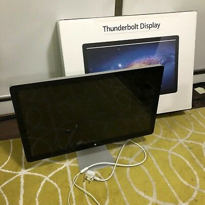 Apple Thunderbolt Display 2011 27""