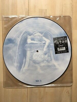 Nightwish Once Back in Black Picture Disc 2LP TOP