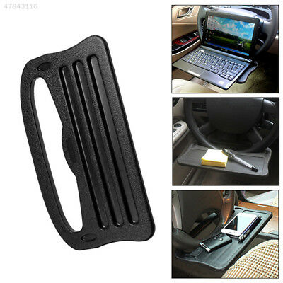 4E3E Steering Wheel Multifunction ABS Car Laptop Tray Auto Truck Desk Vehicle