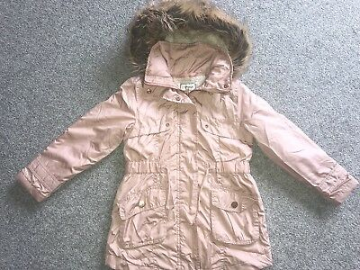 Girls Next Coat Age 6 Years