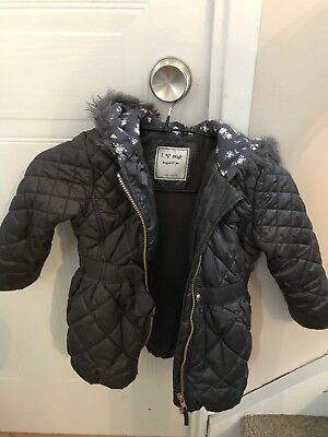 next girls coat jacket 2-3