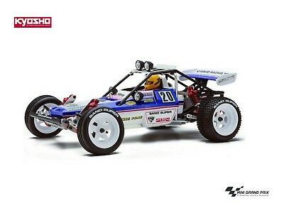 Kyosho Turbo SCORPION 1:10 2WD KIT `LEGENDARY SERIES` 30616