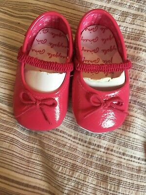 Pineapple Pink Baby Shoes 6-9 Months NWOB