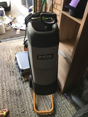 Ryobi RSH 2400R Electric Garden Shredder - with plunger tool