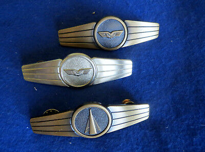 3 German Airforce badges