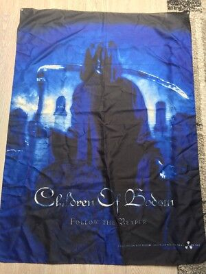 CHILDREN OF BODOM, Follow The Reaper Flagge