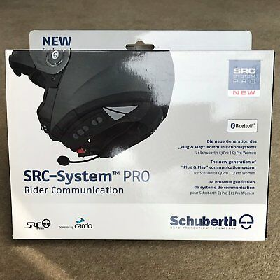 Schuberth SRC -System Pro Size 50-59 for C3 Pro and E1