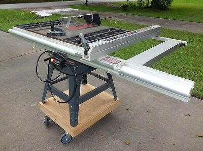 Craftsman Contractor Series Table Saw Model 113 299510