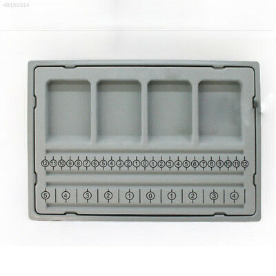 D6A1 Lady DIY Bead Board Necklace Beading Jewelry Organiser Tray Craft Tool