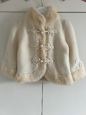 Girls Ralph Lauren Coat Age 2 - New