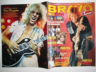 Bravo 39/78 - Kiss-Meat Loaf-Peter Frampton-Status Quo-Bee Gees-Child-The teens