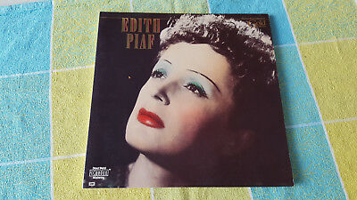 "DLP12"" - Edith Piaf - Gold Collection - Columbia 1C 2LP 134 11 1230 3 - Germany"