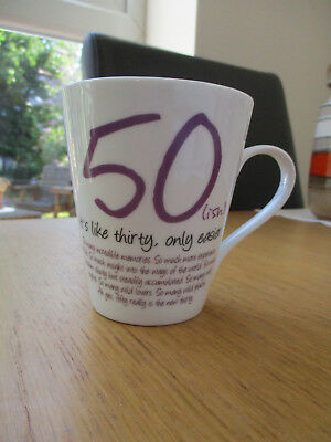 50(ish) MUGS OF TRUTH produced by JERSEY POTTERY