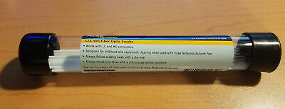 FLUKE Networks NFC-SWABS-1.25MM Fiber Optic LC & MU Port Cleaning Swabs