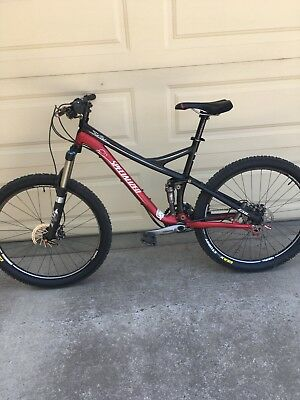 1aa3e31adc9 SPECIALIZED STUMPJUMPER SAFIRE Expert Mountain Bike Women's Large 26 ...