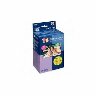 """Epson Picturemate Print Pack 4""""x6"""" Photo Paper ~New~ 4 All Inkjet Printers"""
