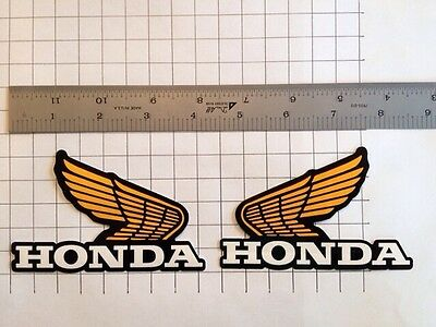 honda wings CR MR atc70 XL XR SL  Vinyl Decal Sticker 70 50 100 125 150