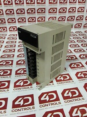 Omron C200HW-PD024 Power Supply - Used