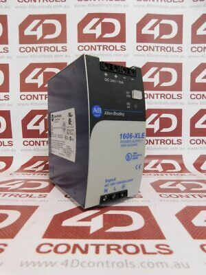 Allen Bradley 1606-XLE240E Essential Power Supply 24-28VDC - Used - Series A
