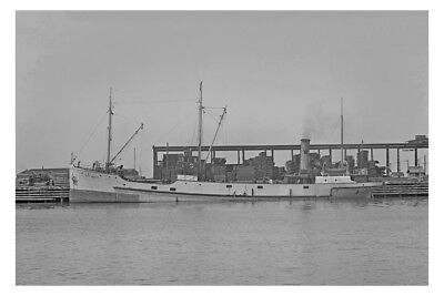 ss PORT WAIKATO Alexander F Watchlin New Zealand modern digital Photo Postcard