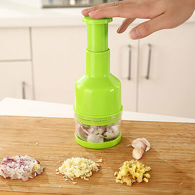 Multifunctional Onion Slicer Cutter Chopper Garlic Mincer Vegetable Peeler Dicer