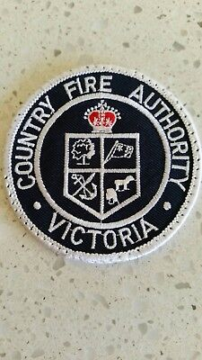 Country Fire Authority Victoria .. Cfa  ..   Patch