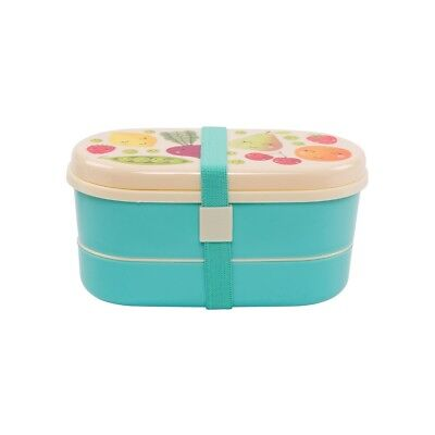 Happy Fruit And Veg Bento Box By Sass & Belle - Combined Postage
