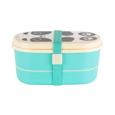Aiko Panda Bento Box By Sass & Belle - Combined Postage