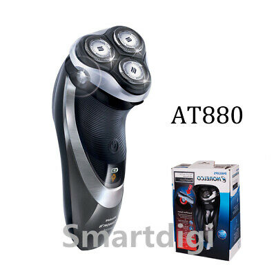 Philips Norelco AT880 Cordless Rechargeable Electric Wet and Dry Shaver 4600