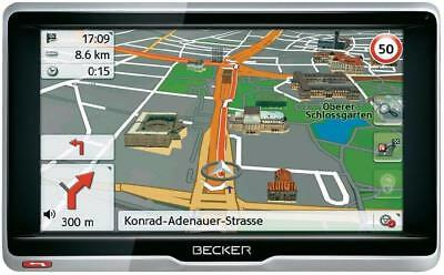 "Becker active.6 LMU plus Navigationsgerät PKW-Navi 6,2"" Bluetooth 632806"