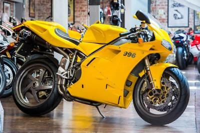 Ducati 996 BIPOSTO SUPERB EXAMPLE ONLY 3,765 MILES