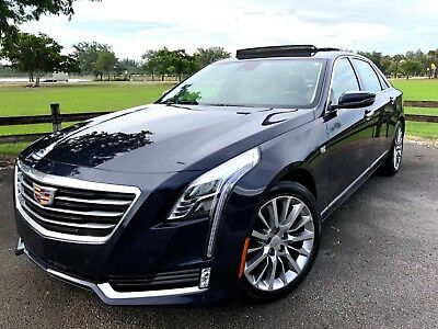 2017 Cadillac CT6 PREMUIM PACKAGE FULLY LOADED TO THE MAX!!! 2016 2017 2018 MERCEDES, BMW, JAGUAR , MASERATI, PORSCHE, FORD CADILLAC, SPORT