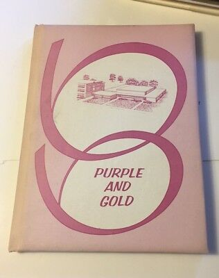 1966 St Johnsville  NY Saints School Yearbook