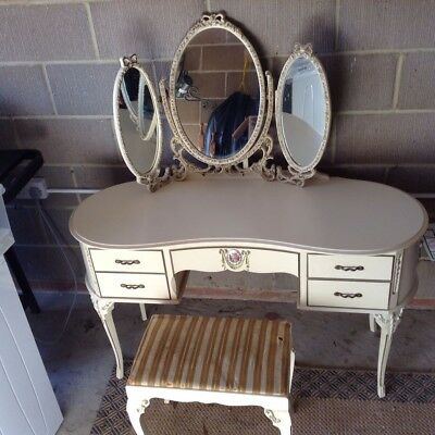 Dressing Table , French Louis Style