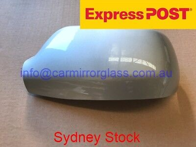 MIRROR HOUSE COVER CAP FOR RIGHT DRIVER SIDE MAZDA 3 2009-2013 CELESTIAL BLUE