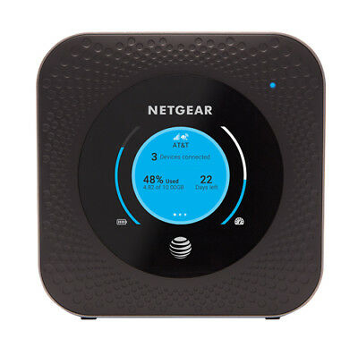 Netgear Nighthawk LTE Mobile Hotspot Router (AT&T) - MR1100 - VG - In Retail Box