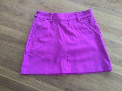 Golf Rock Skort  Puma Pounce fuchsia Gr. 32 34