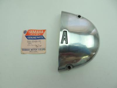 nos Yamaha motorcycle crankcase cover gasket dt mx rt 100 125 175 1974-96