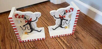 Cat In The Hat Official Movie Merchandise Bookends