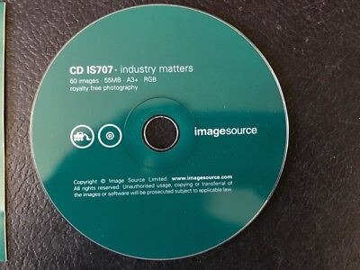 Image Source Stock Images Royalty Free Photography CD—Industry Matters