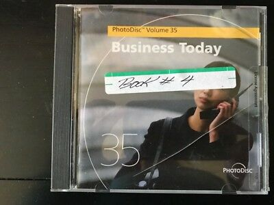 PhotoDisc Stock Images Photography CD—Business Today -Volume 35