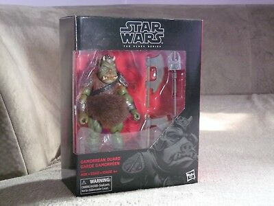 "Gamorrean Guard Star Wars Black Series 6"" TARGET EXCLUSIVE Action Figure 6 inch"