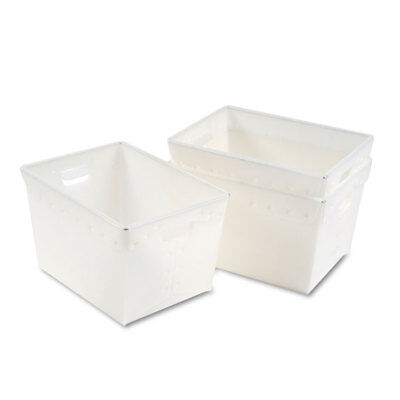 Mayline Kwik-File Mail Storage Totes 18¼w x 13¼d x 11½h 3/Carton 90225