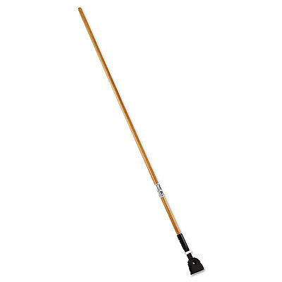 Rubbermaid Commercial Snap-On Dust Mop Handle 1 1/2 dia x 60 Natural M116