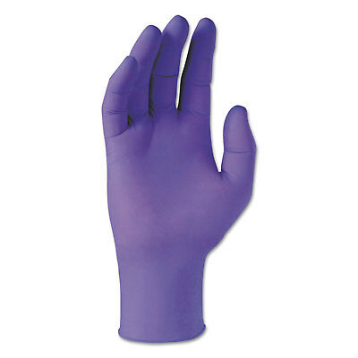 Kimberly-Clark Professional PURPLE NITRILE Gloves Purple X-Small 6 mil 1000