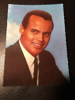 Harry Belafonte- Ufa Starpostkarte  - Pin Up Filmpostkarte - CK 143-Sexy